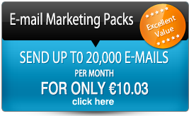 E-mail Marketing Packs