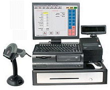 Electronic Point Of Sales Systems Technology In Business