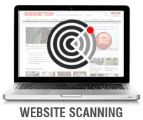 Website-Scanning