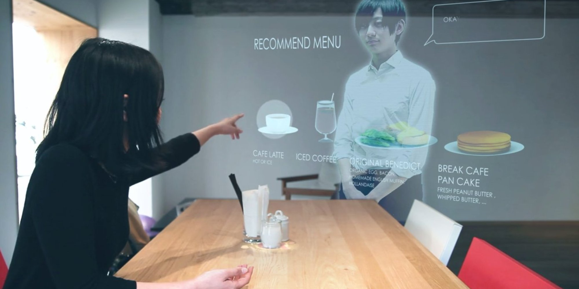 A Vision Of The Restaurant Of The Future Technology In
