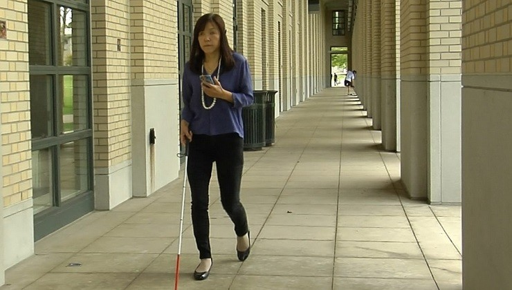 The New App that serves as Eyes for the Blind