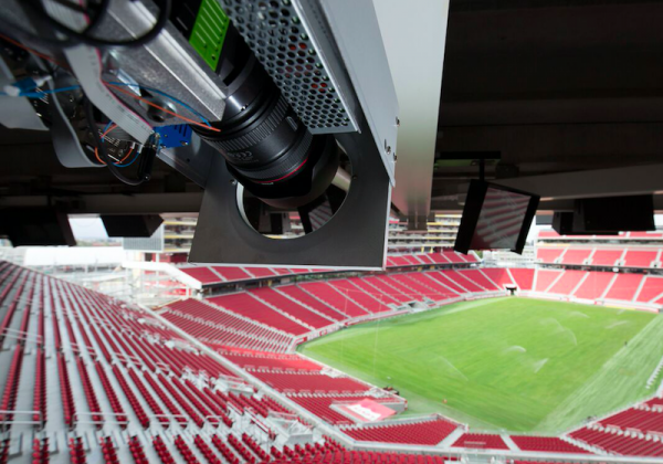 Super Bowl Sunday Is All About Technology for Fans at Levi's Stadium