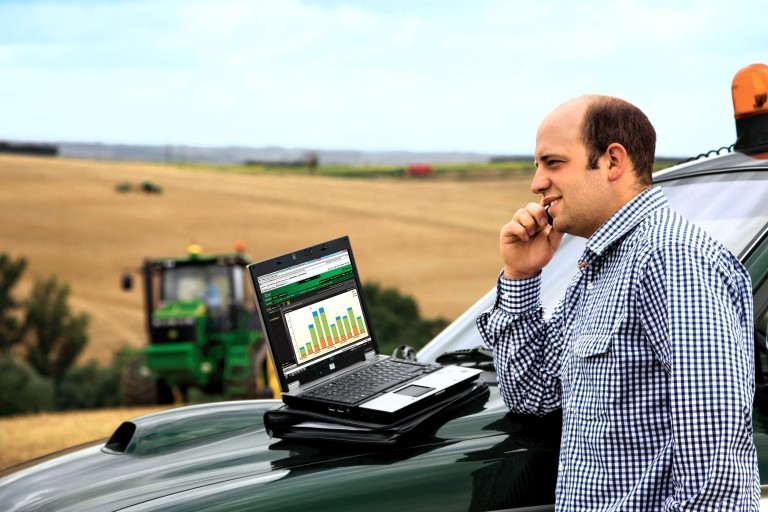 How Technology is changing Farming in 2016