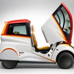 Introducing the new Shell Concept Car which can help to reduce Energy usage in the Transport Sector.