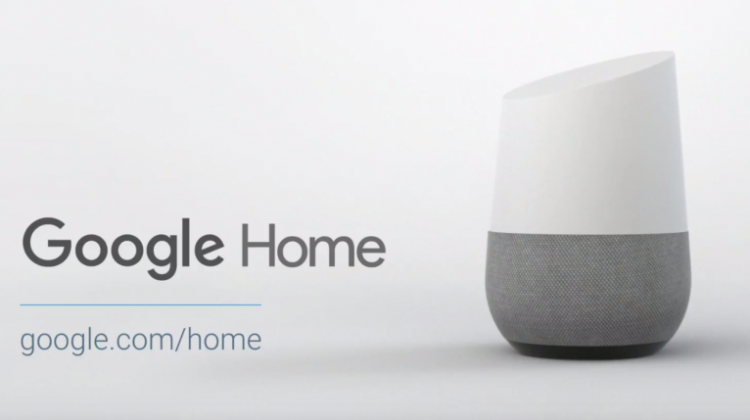 An introduction to Google Home and the Smart Home of the Future