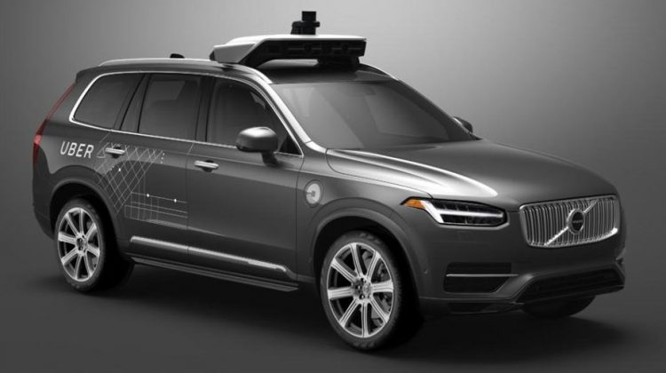 Volvo & Uber Accelerate Work on Driverless Cars in $300m Tie-Up
