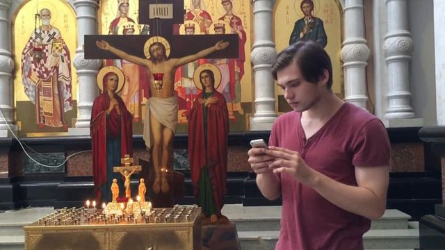 Man Jailed for Playing Pokemon Go Game in Church