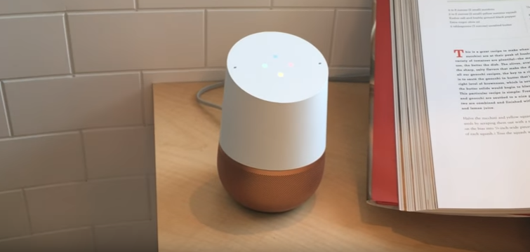 How Google Home Works: First Impression & Demonstration