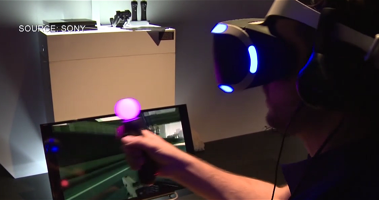 Sony is Bringing Virtual Reality to the Masses