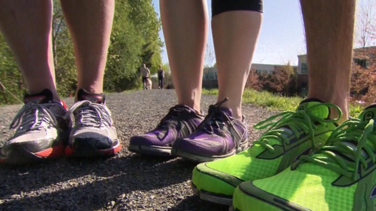 How Technology is Redesigning Running Shoes