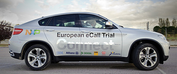 New Ecall Car Technology