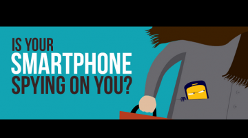 Is your Smartphone Spying on You?