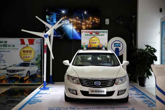 Electric-Car Boom