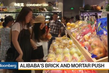 Alibaba Bets $2.9 Billion it can take on Wal-Mart in China