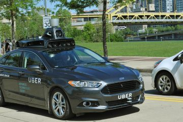 Uber's order steps up efforts to replace human drivers, the biggest cost in its on-demand taxi service.