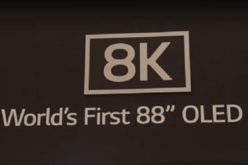 8K-television