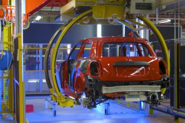 Inside the UK Factory where 1,000 MINIs are made every Day